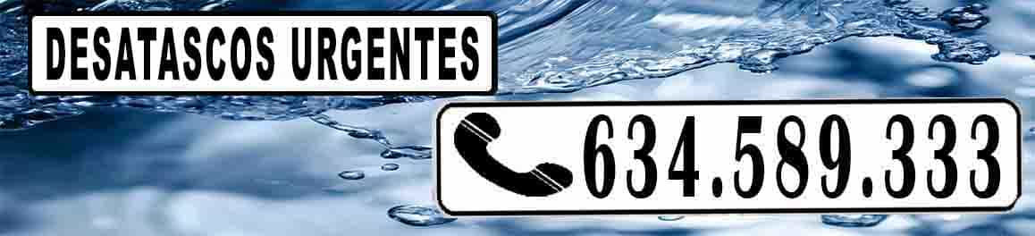 Desatascos Madrid ECONOMICOS 🌊 Urgentes