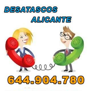 desatascos en Alicante