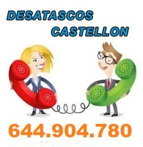 desatascos en Castellon