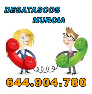 desatascos en Murcia